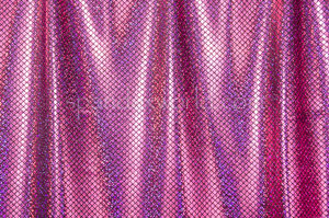Pattern Abstract Hologram (Black/Fuchsia Holo)