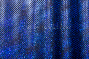 Pattern Abstract Hologram (Black/Royal Holo)