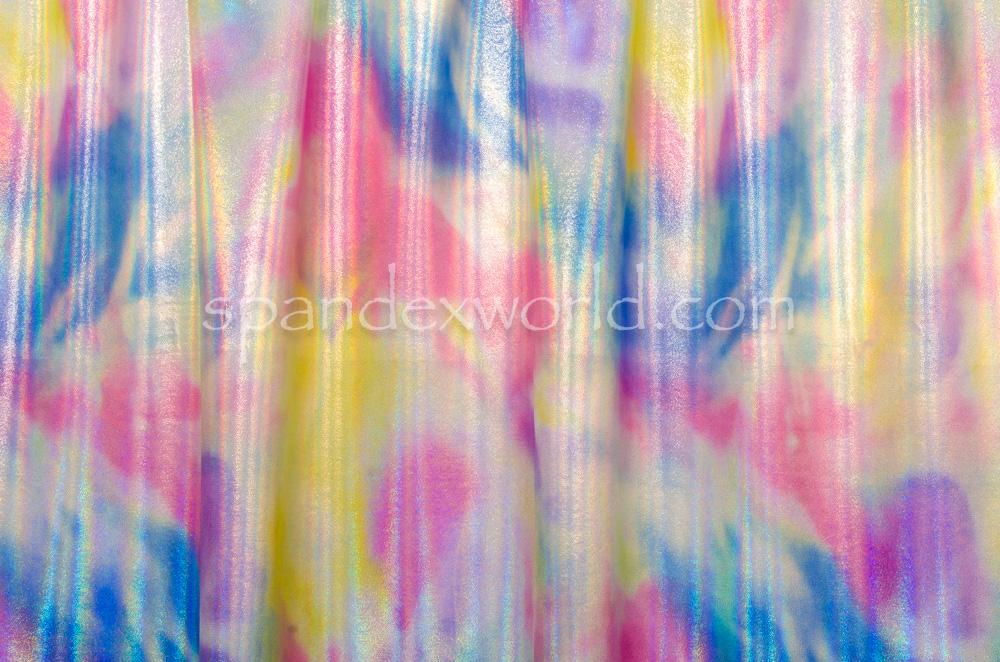 Tie Dye Mystique (Blue/Yellow/Multi)