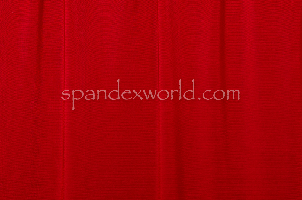 Solid Color Slinky (Dark Red)