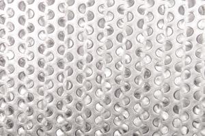 Metallic Pattern Spandex (Silver)