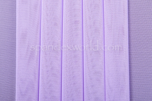 Stretch Solid Mesh (Lavender)