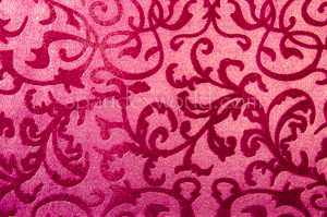 Embossed Velvet (Wild Rose/Gold Sheer)