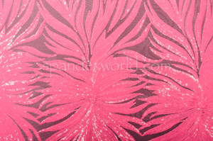Stretch Sequins (Pink/Pink)