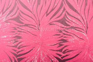 Stretch Sequins (Pink/Pink)