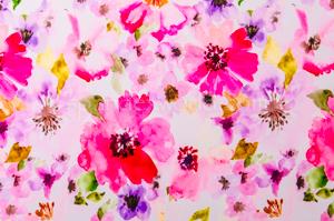 Floral Print (White/Pink/Multi)