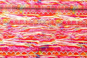Snake  Prints  (Fuchsia/Blue/Multi)