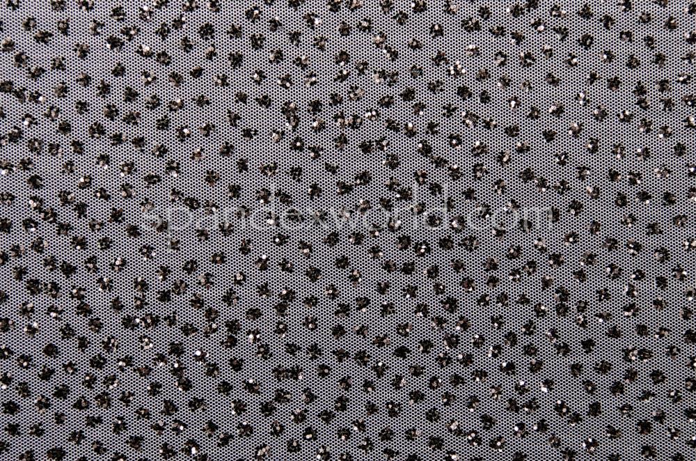 Cracked Ice Lace (White/Black)