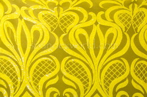 Stretch Sequins (Light Yellow/Yellow)