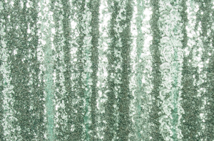 Non-Stretch Sequins (Light Green/Pure Green)