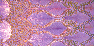 Stretch Sequins (Purple/Irid Purple)