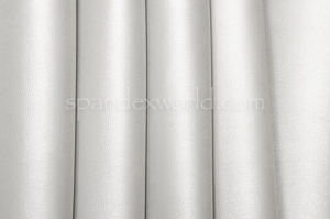 Non-Stretch Faux Leather (Silver)