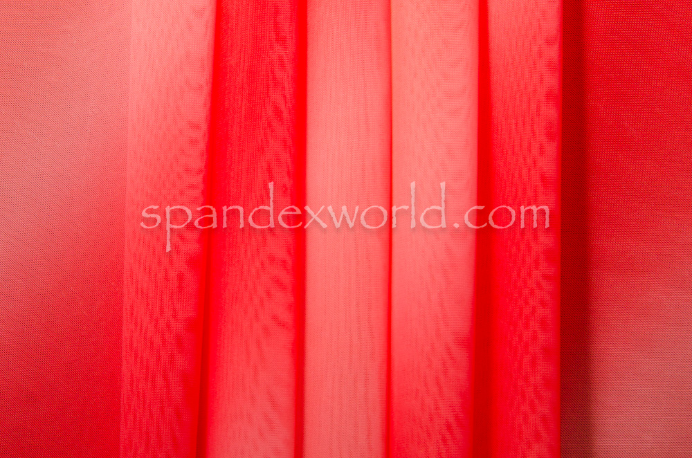 Ombre Mesh (Coral Pink)