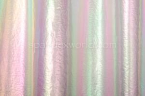 Iridescent Metallic (White/Pearl)