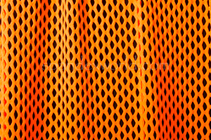 Cabaret net (Neon Orange)
