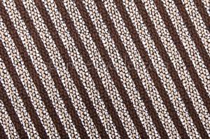Abstract Print Spandex (Black/White/Dark Brown)