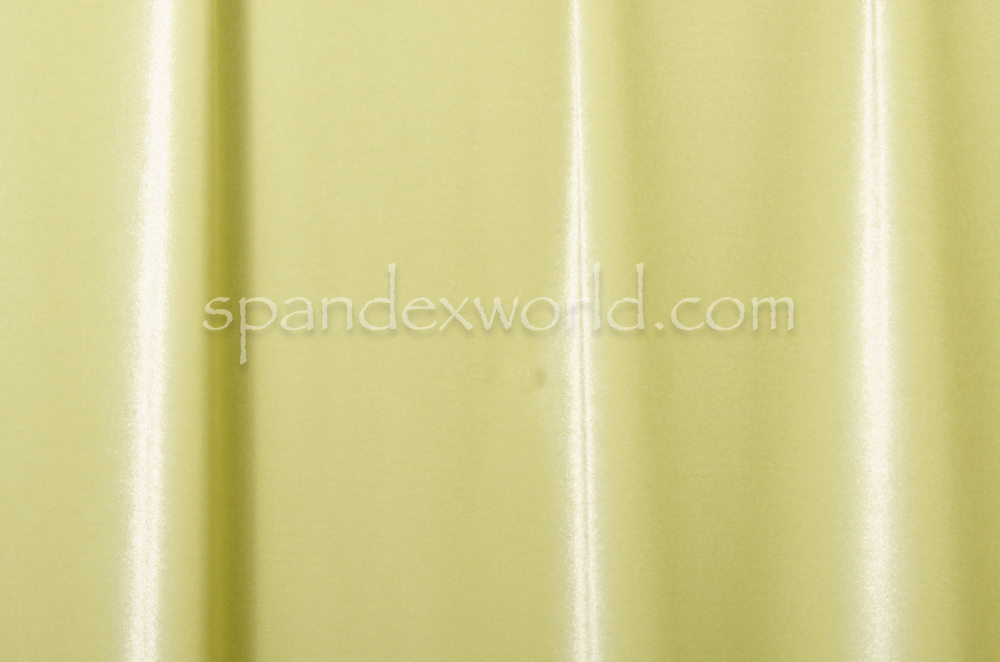 Stretch solid  Velvet (Light Lime)