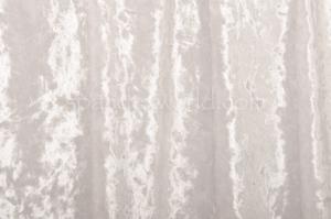 Stretch Crushed Velvet (Off white)