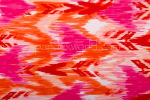 Tie dye spandex (Fuchsia/Pink/Multi)