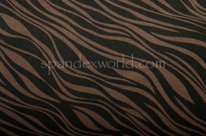 Animal Prints (Black/Brown)