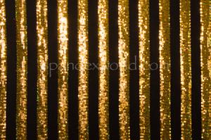 Stretch Sequins (Black/ Gold)