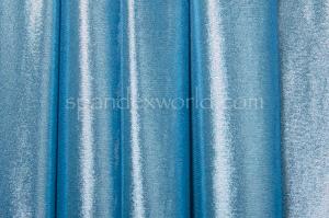 Metallic Micro Mesh (Lt.Blue/Blue)