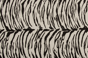 Animal Prints (Black/Silver)