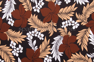 Floral Print (Black/Brown/Multi)