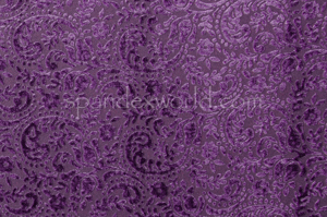 Burnout Velvet (Purple/Purple)