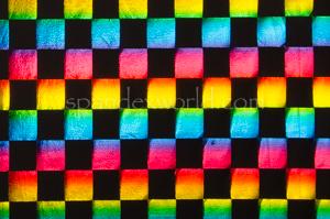 Pattern/Abstract Hologram (Rainbow)