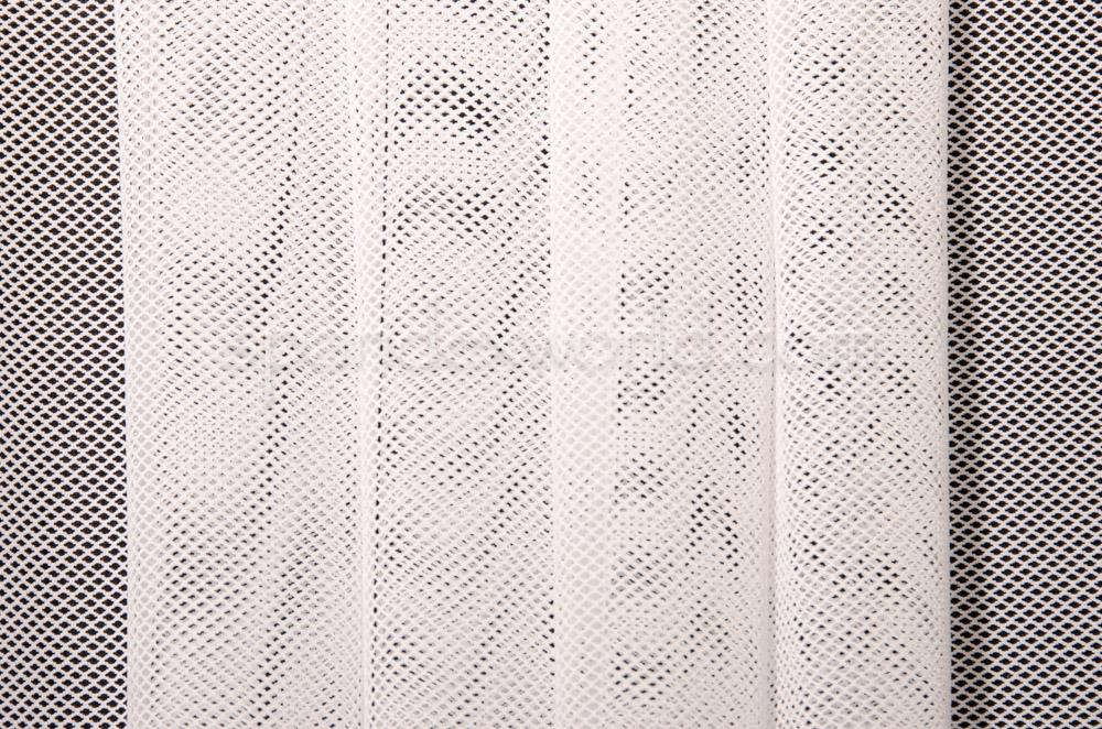 Small Hole Fishnet (White)
