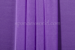 Stretch Solid Mesh-shiny (Purple)