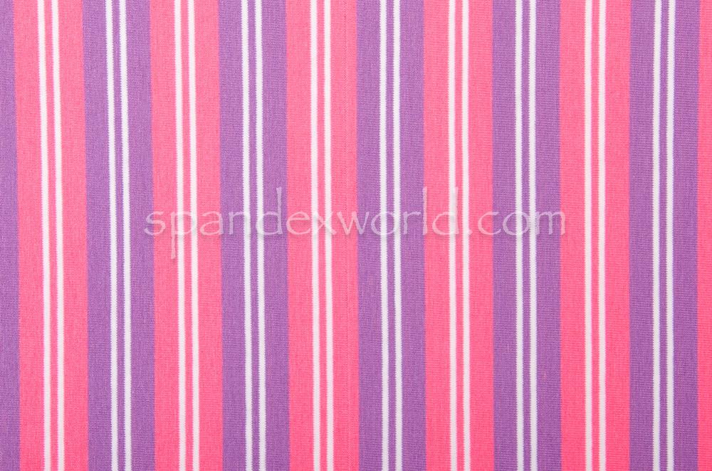 Printed Stripes (Lavender/Pink/Multi)