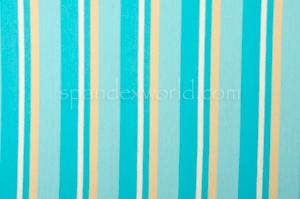 Printed Stripes (Blue/White/Multi)
