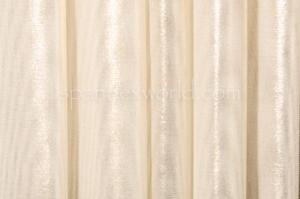 Metallic Micro Mesh (Ivory/Gold)
