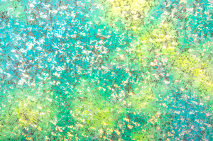 Pattern/Abstract Hologram (Green/Silver/Multi)