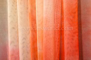 Tie Dye Mesh (Orange/Yellow/Multi)