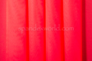 Stretch Solid Mesh (Neon Coral)