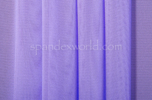 Stretch Solid Mesh (Lilac)