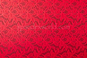Stretch Lace (Red)