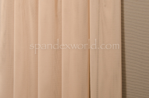 Stretch Solid Mesh (Lt. Nude Micro Mesh)