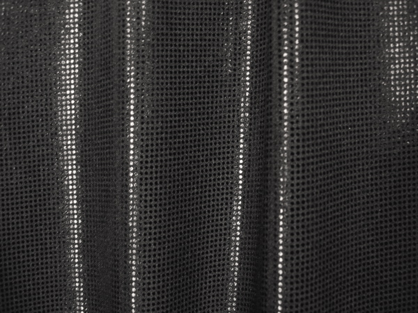 Clear Dot Spandex (Black/Clear)