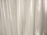Metallic Slinky (White/Silver)