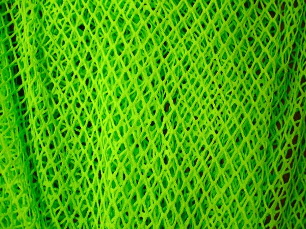 Big hole fishnet (Lime Green)