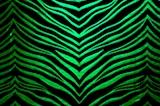 Hologram Spandex (Black/Green)