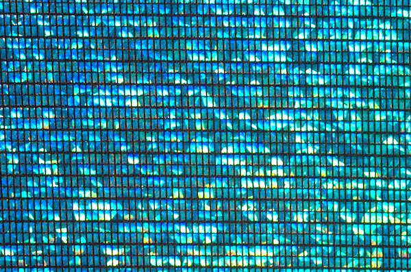 Pattern/Abstract Hologram (Black/Turquoise)