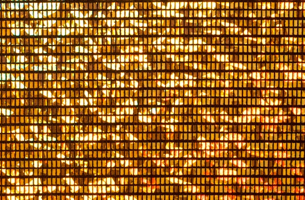 Pattern/Abstract Hologram (Black, Gold)
