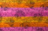 Animal Prints (Pink, Black, Orange, Yellow)