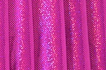 Holographic Dots (Magenta/Fuchsia)