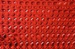 Metallic Pattern Spandex (Red)
